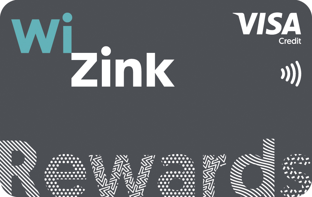 Logotipo WiZink REWARDS